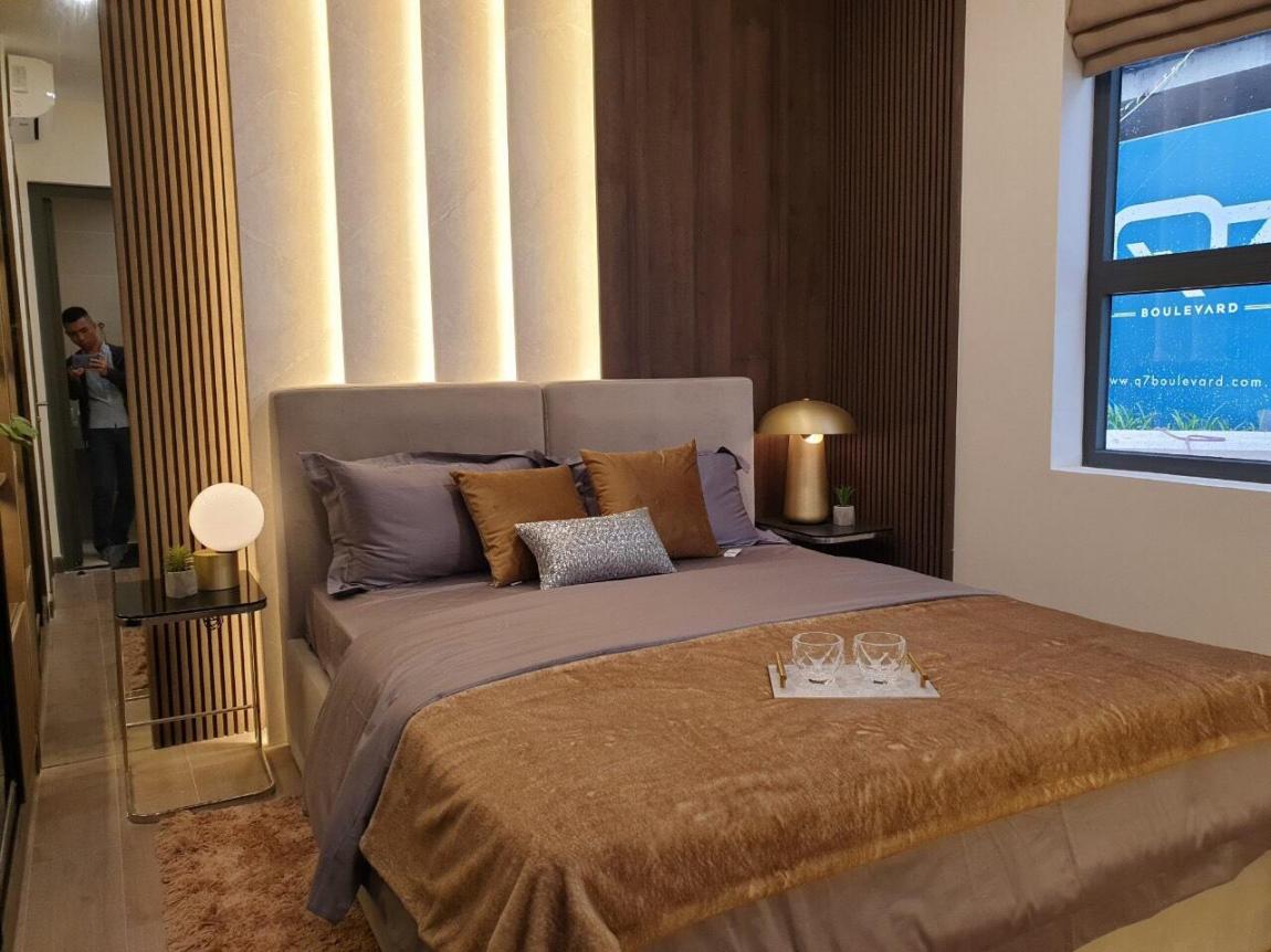 Nhà mẫu căn hộ Venus Luxury quận 5.