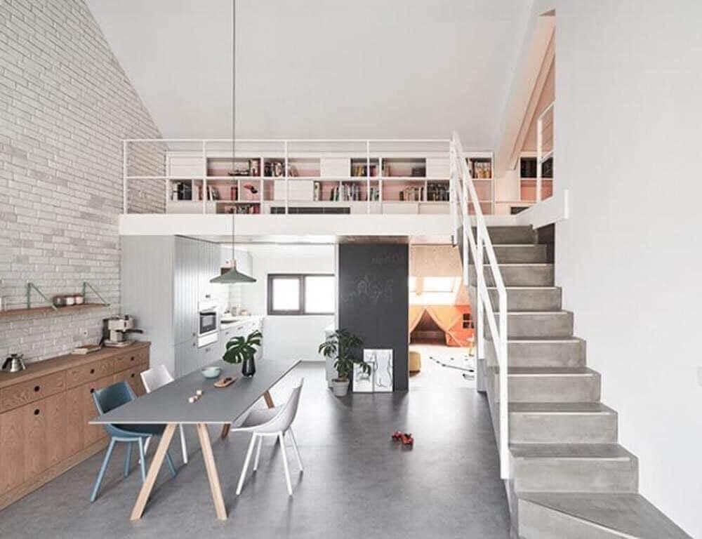 Nhà mẫu căn hộ Family Home