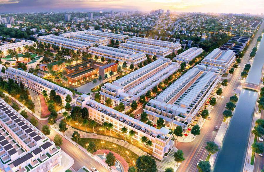 Tổng quan dự án Tân Lân Residence