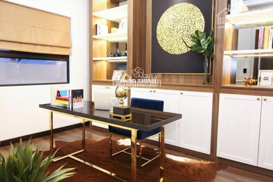 Nhà mẫu căn hộ Precia Quận 2