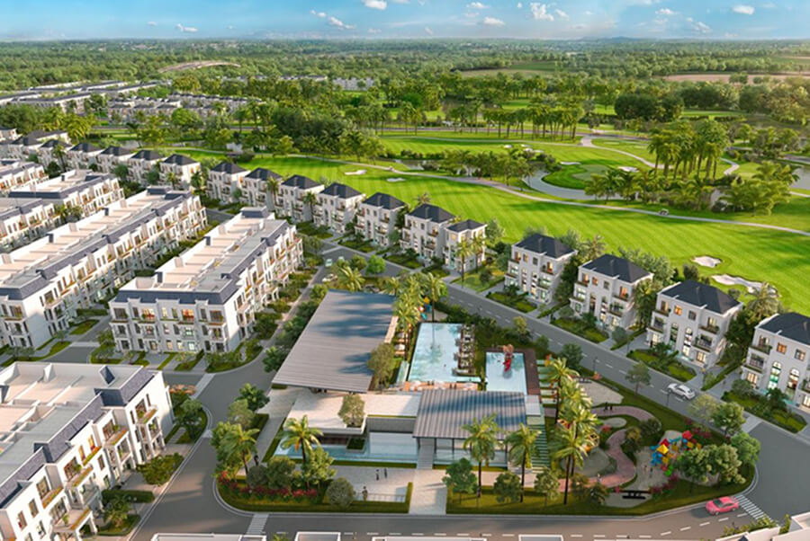 Khu đô thị thương mại Long Cang Riverpark chủ đầu tư Phúc Land - Hotline: 0817.475.475 (24/7)