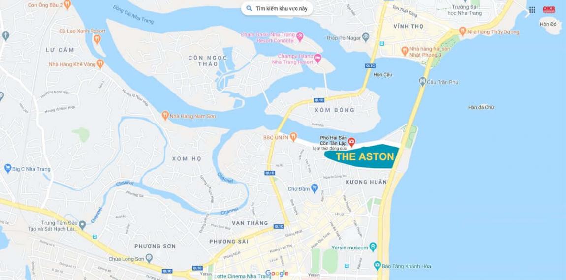 The Aston Luxury là dự án căn hộ view biển chuẩn 5* đầu tiên tại Nha Trang được sở hữu lâu dài