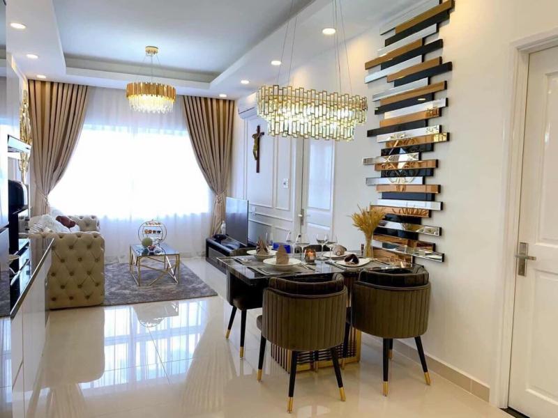 Nhà mẫu dự án Q7 Saigon Riverside