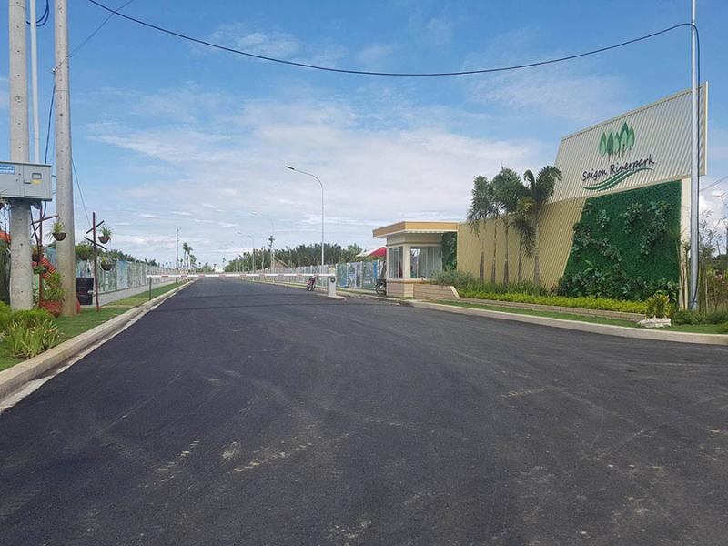 Thực tế dự án Saigon Riverpark
