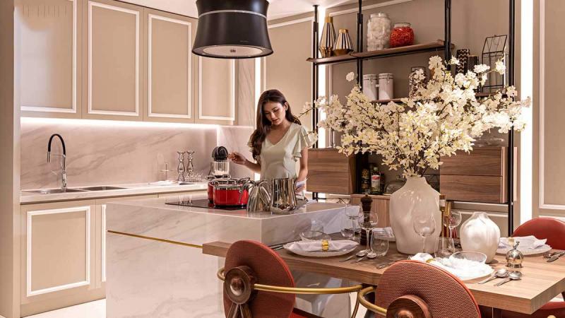 căn hộ mẫu dự án Lavita Thuận An