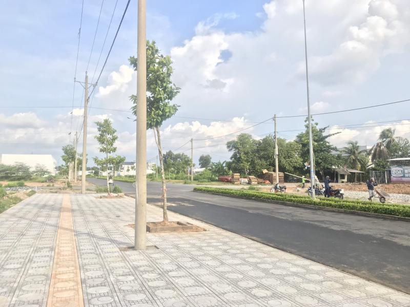 tiến độ mới nhất dự án Vĩnh long new town