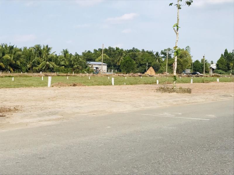 thực tế dự án vĩnh long new town