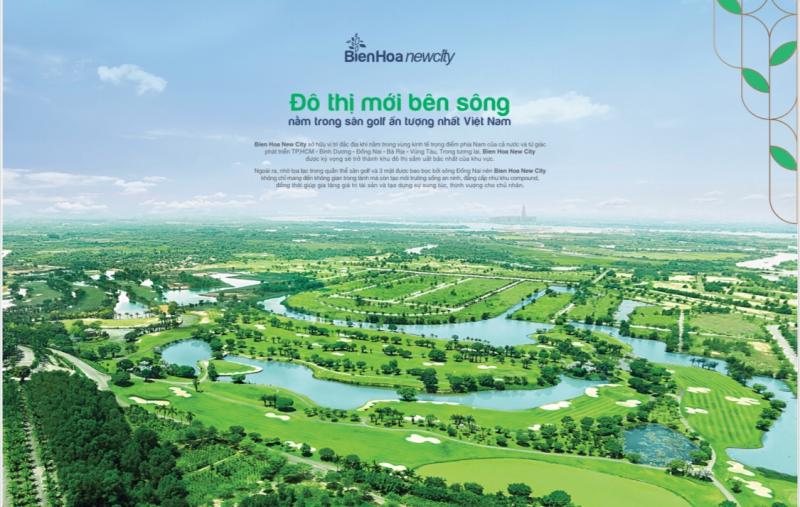 Dự án Biên Hòa New city Hưng Thịnh