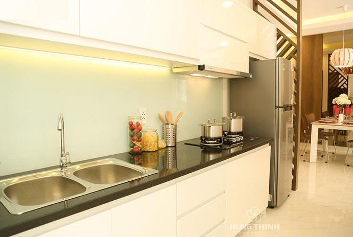 nội thất căn hộ q7 boulevard