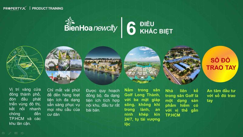 Tiện ích dự án biên hòa new city - Hưng Thịnh