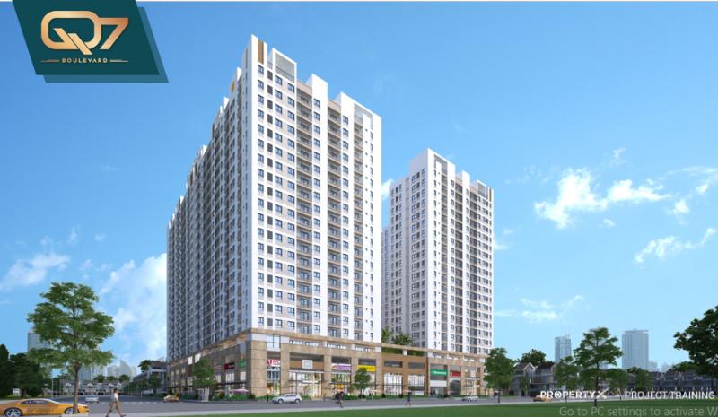 dự án q7 boulevard