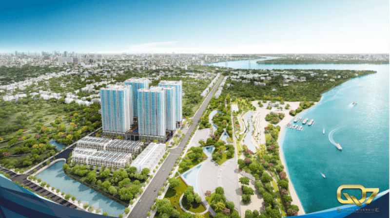 Dự án q7 saigon riverside chủ đầu tư hưng thịnh
