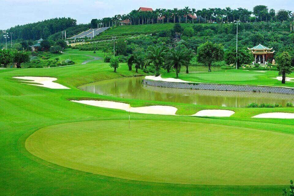 Dự án nằm liền kề sân golf Long Thành
