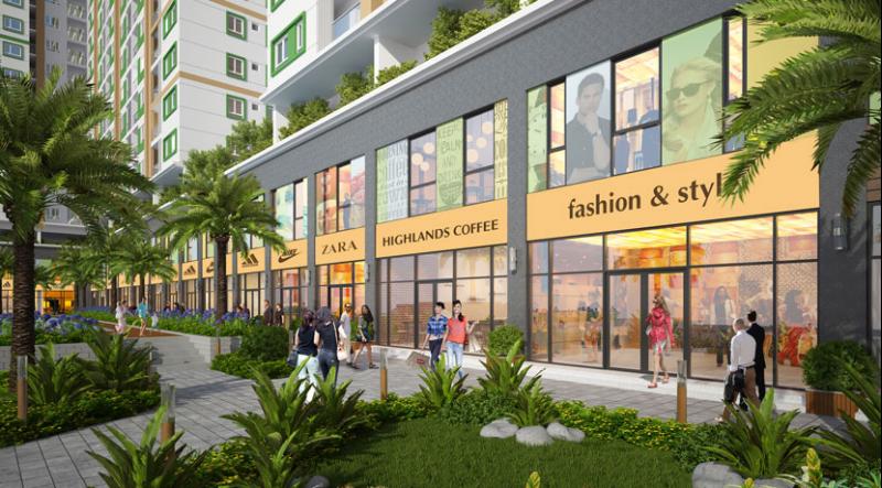 tiện ích dự án căn hộ q7 boulevard