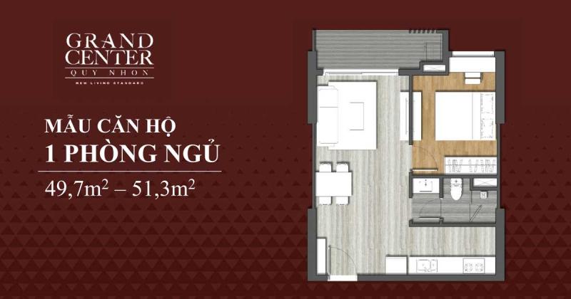 thiết kế căn hộ grand center quy nhơn