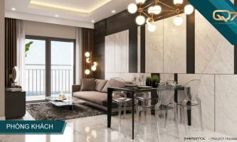 Soi thiết kế và nội thất tại căn hộ Q7 Boulevard của Hưng Thịnh