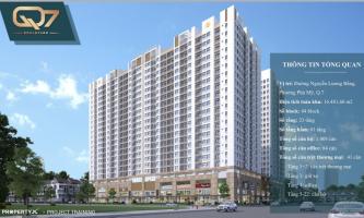 Ngập tràn ưu đãi dành cho khách hàng khi mua căn hộ Q7 Boulevard