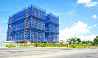 Tiến độ thi công mới nhất dự án Q7 Boulevard [cập nhật 28/07/2019]