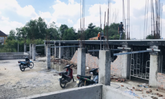 Chính thức: Dự án chung cư mini Đại Lộc - Hải Sơn hoàn thành phần móng vượt tiến độ✅