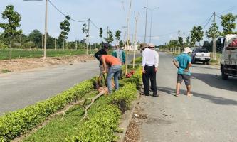 Cập nhật tiến độ thi công hạ tầng dự án Vĩnh Long New Town [mới nhất ngày 24/05/2019]
