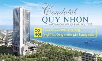 Condotel Quy Nhơn Melody - ngôi sao sáng trên bầu trời bất động sản nghỉ dưỡng Quy Nhơn