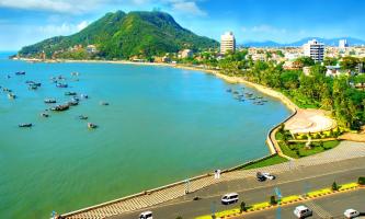 Tiền năng lớn cho thuê từ căn hộ du lịch thành phố biển Vũng Tàu