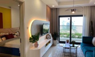 Thiết kế căn hộ New Galaxy đầy tinh tế với lối kiến trúc không gian mở và tầm nhìn rộng thoáng
