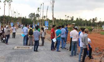 Nhà đầu tư  Sài Gòn đổ bộ xuống Vĩnh Long 'săn lùng' đất nền dự án