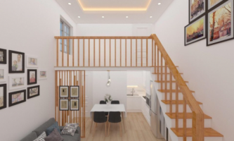 Dự án chung cư giá 295 triệu cho người thu nhập thấp đầu tiên tại Đức Hòa, Long An.