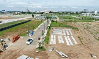 Đất nền King Golden Long An giá 290 triệu hút nhà đầu tư giữa mùa dịch