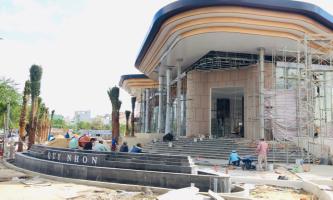 Grand Center Quy Nhơn đẩy nhanh tiến độ khai trương căn hộ mẫu dịp tết Nguyên Đán