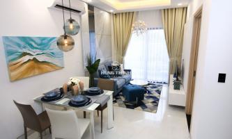 Cận cảnh hình ảnh nhà mẫu căn hộ Q7 Saigon Riverside Complex