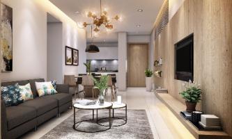 Nét độc đáo trong thiết kế căn hộ 9X Next Gen: Lối thiết kế mở mang thiên nhiên hòa vào trong căn hộ