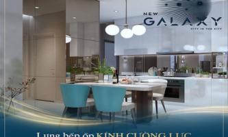 Khám phá căn hộ mẫu dự án New Galaxy của tập đoàn Hưng Thịnh