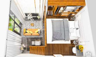Phân tích chi tiết mẫu thiết kế căn hộ Cavahome Bình Chánh