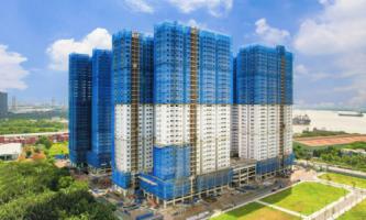 Dự án Q7 Saigon Riverside Complex xây dựng tới đâu rồi?