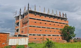 ✅Chung cư Đại Lộc-KCN Tân Đức CHÍNH THỨC thi công tầng mái của dự án theo đúng tiến độ.