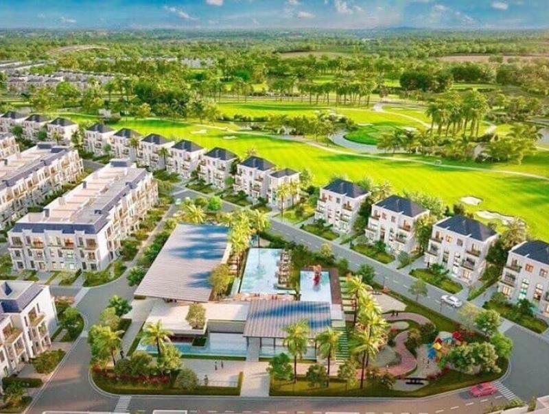 Dự án đất nền sân golf Biên Hòa new city, chủ đầu tư Hưng Thịnh